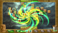 Скриншот №2 для игры Маджонг Артефакт 2