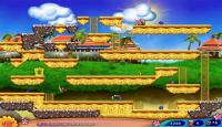 Скриншот №1 для игры Бабуля на островах
