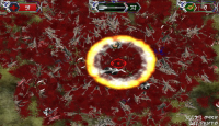 Скриншот №2 для игры Яростный Прорыв