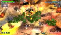 Скриншот №2 для игры Космический Удар