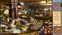 Скриншот №2 для игры Сприлл. Тайна Бермудского треугольника
