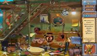 Скриншот №3 для игры Сприлл. Тайна Бермудского треугольника