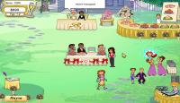 Скриншот №1 для игры Свадебный Переполох