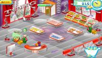 Скриншот №1 для игры Супер-Маркет-Мания