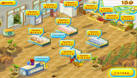 Скриншот №3 для игры Супер-Маркет-Мания