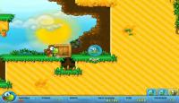 Скриншот №1 для игры Туртикс. Спасательная экспедиция