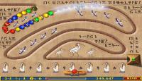 Скриншот №2 для игры Луксор