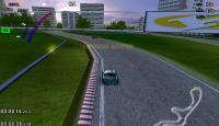 Скриншот №1 для игры Гонки. Опасный поворот