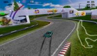 Скриншот №2 для игры Гонки. Опасный поворот