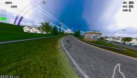 Скриншот №3 для игры Гонки. Опасный поворот