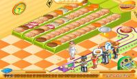 Скриншот №1 для игры Мастер Бургер 2