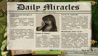 Скриншот №1 для игры Проклятие Монтесумы
