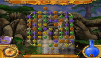 Скриншот №3 для игры Проклятие Монтесумы