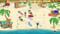 Скриншот №1 для игры Пляжный Переполох