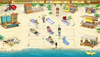 Скриншот №3 для игры Пляжный Переполох