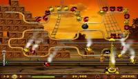Скриншот №1 для игры Птички Пираты
