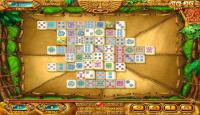 Скриншот №1 для игры Маджонг. Золото Майя