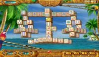 Скриншот №2 для игры Маджонг. Золото Майя