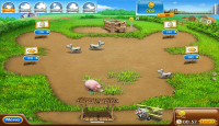 Скриншот №3 для игры Веселая Ферма 2