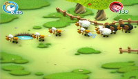 Скриншот №2 для игры Зеленая Долина