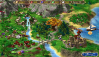 Скриншот №1 для игры Долина мечты