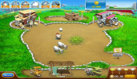 Скриншот №4 для игры Веселая ферма. Печем пиццу