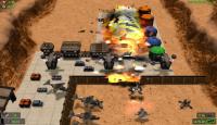 Скриншот №1 для игры Кратер