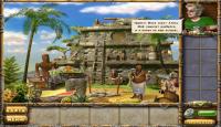 Скриншот №1 для игры Остров секретов