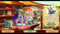 Скриншот №2 для игры Тайна пропавшего мага