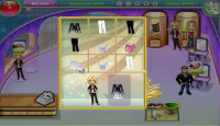 Скриншот №4 для игры Модный бутик. Экстрим шопинг