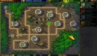 Скриншот №1 для игры Защитники Азгарда