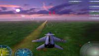 Скриншот №1 для игры Герои Неба 3. Холодная Война