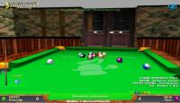 Скриншот №2 для игры Американский бильярд