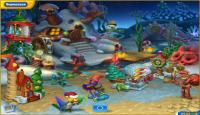 Скриншот №3 для игры Фишдом. Зимние каникулы