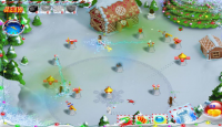 Скриншот №4 для игры Новогодний переполох