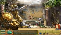 Скриншот №1 для игры Саманта Свифт. Тайна золотого прикосновения