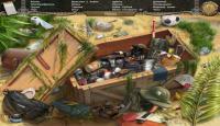 Скриншот №1 для игры Остров. Тайна медальона