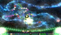 Скриншот №1 для игры Луксор 3