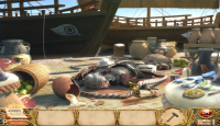 Скриншот №3 для игры Тайна Клеопатры