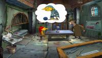 Скриншот №2 для игры Буратилло идет по следу