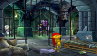Скриншот №4 для игры Буратилло идет по следу