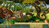 Скриншот №1 для игры Саманта Свифт. Тайна Атлантиды