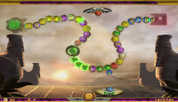 Скриншот №3 для игры Луксор 4. Тайна загробной жизни