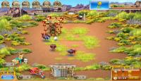 Скриншот №1 для игры Веселая ферма 3. Американский пирог
