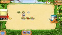 Скриншот №1 для игры Тропическая ферма