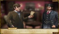 Скриншот №2 для игры Тайны Бейкер-Стрит