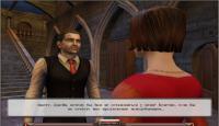 Скриншот №1 для игры Секреты тысячелетия. Проклятие изумруда