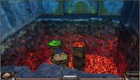 Скриншот №4 для игры Секреты тысячелетия. Проклятие изумруда