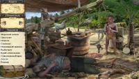 Скриншот №6 для игры Приключения Робинзона Крузо. Проклятие пирата