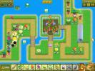 Скриншот №1 для игры Защитники сада